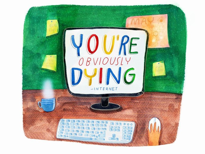 Pranita Kocharekar's illustrations depict exactly what it's like living with anxiety
