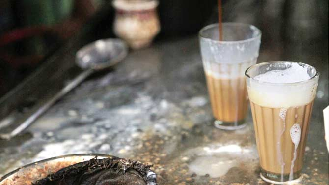 Steeped and Stirred' exposes the class, caste and gender politics behind a simple cup of tea