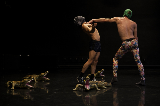 Change is afoot: the KHA Foundation brings experimental contemporary dance to life