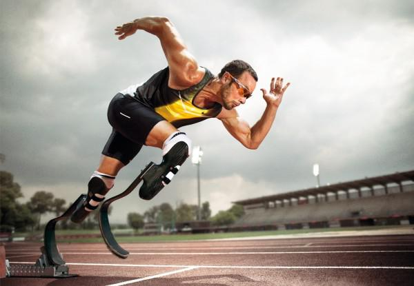 Rise Legs' cane prosthetics puts a spring back