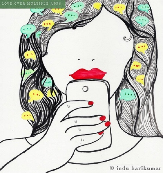 Illustrated Indian Tinder stories: swipe right to have your own!
