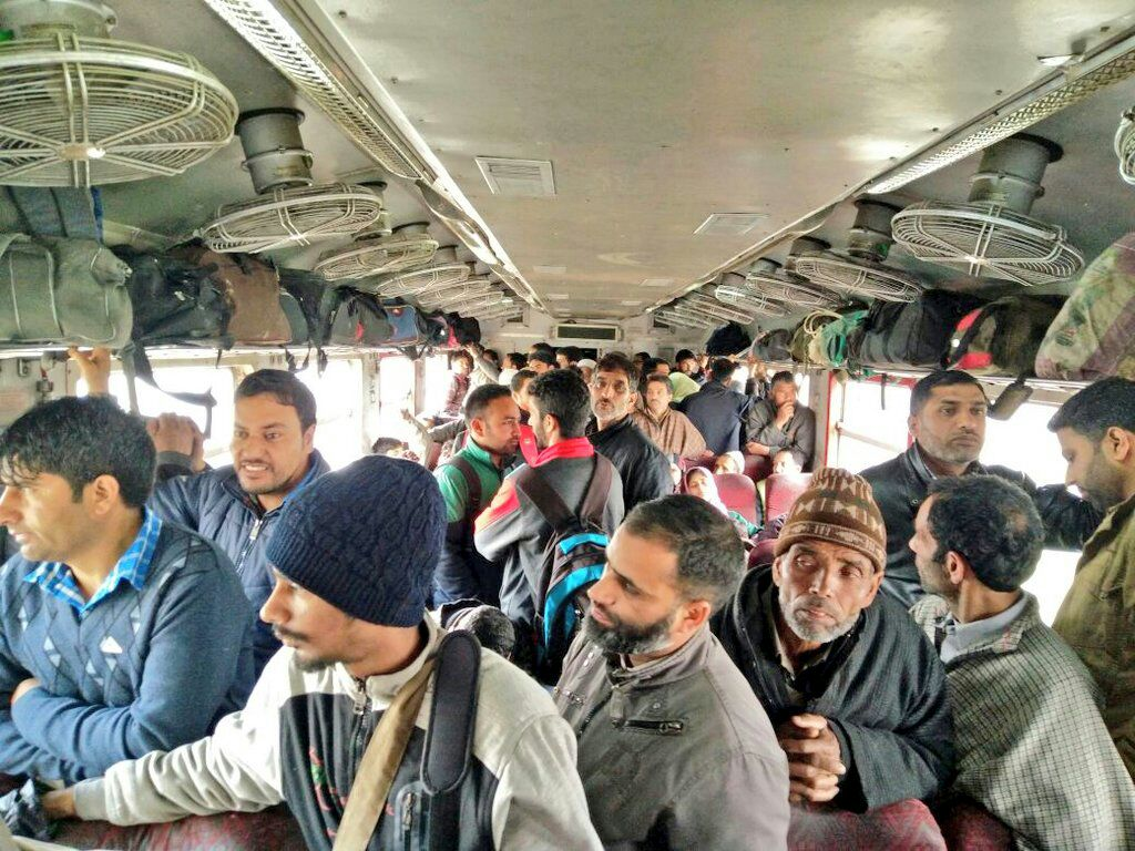 The Unreserved: Documenting the tales of Indians who ride in the general compartment