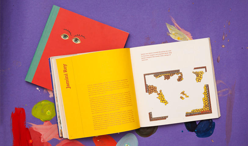 Book review: Eye Spy Indian Art is an engaging hands-on visual experience