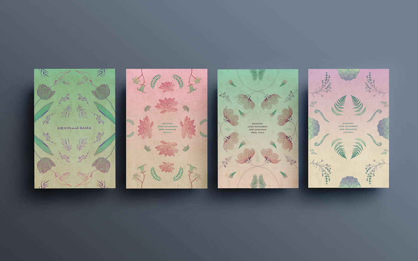 Wedding Cards Designing.5 Indian Wedding Invitation Card Designers To Look Out For